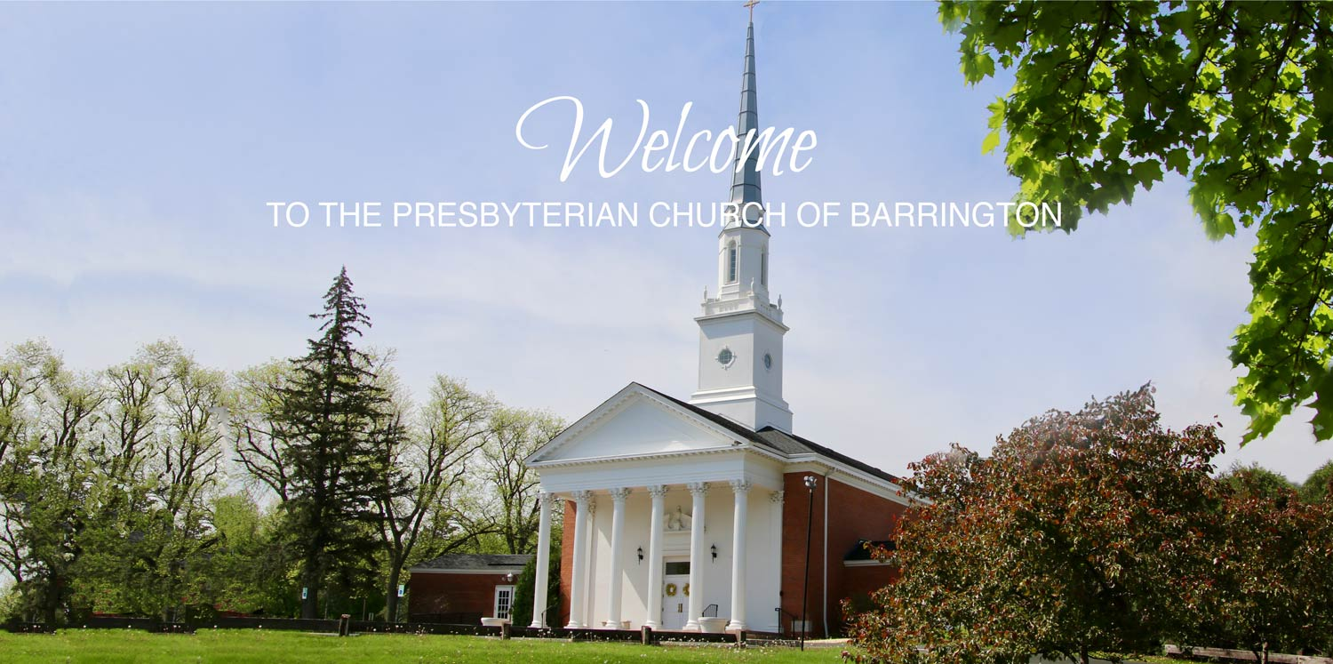 Presbyterian Church of Barrington exterior